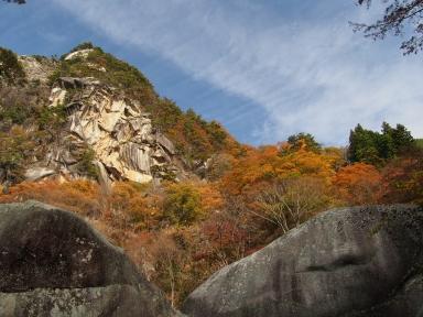 昇仙峡 紅葉