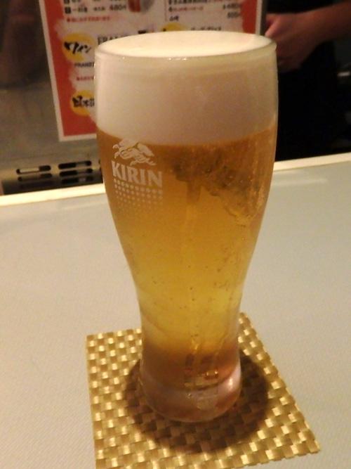03生ビール