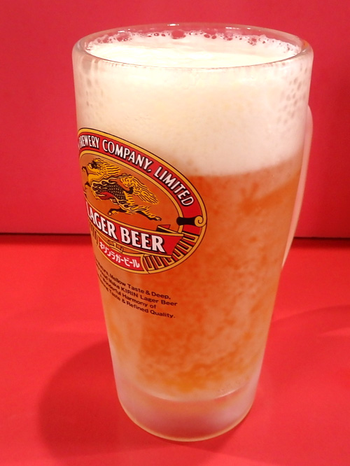 17生ビール