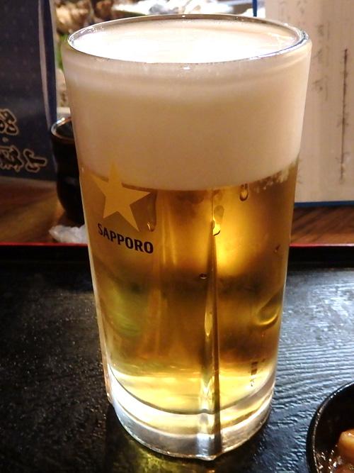 35生ビール
