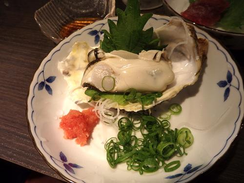 05殻つき牡蠣