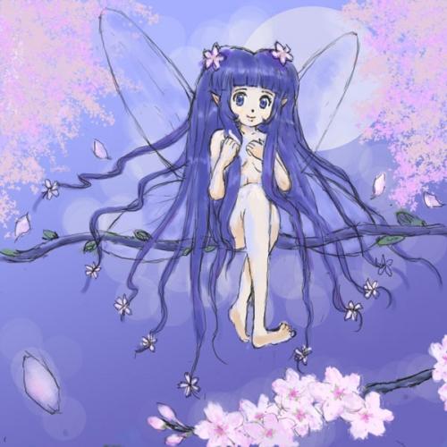 さくら妖精
