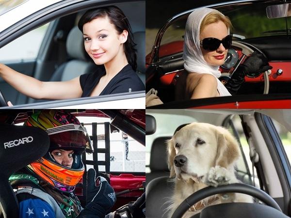 woman driver b-2
