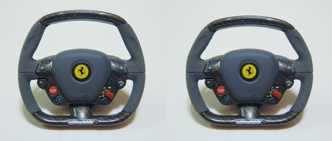 steering wheele TEST 02