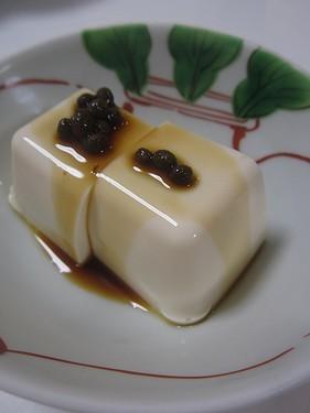 20151018 冷奴山椒醤油