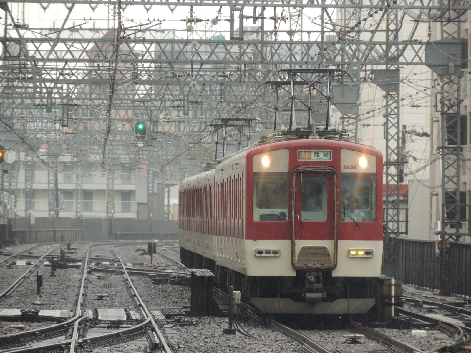 近鉄1236編成 鶴橋 (2)