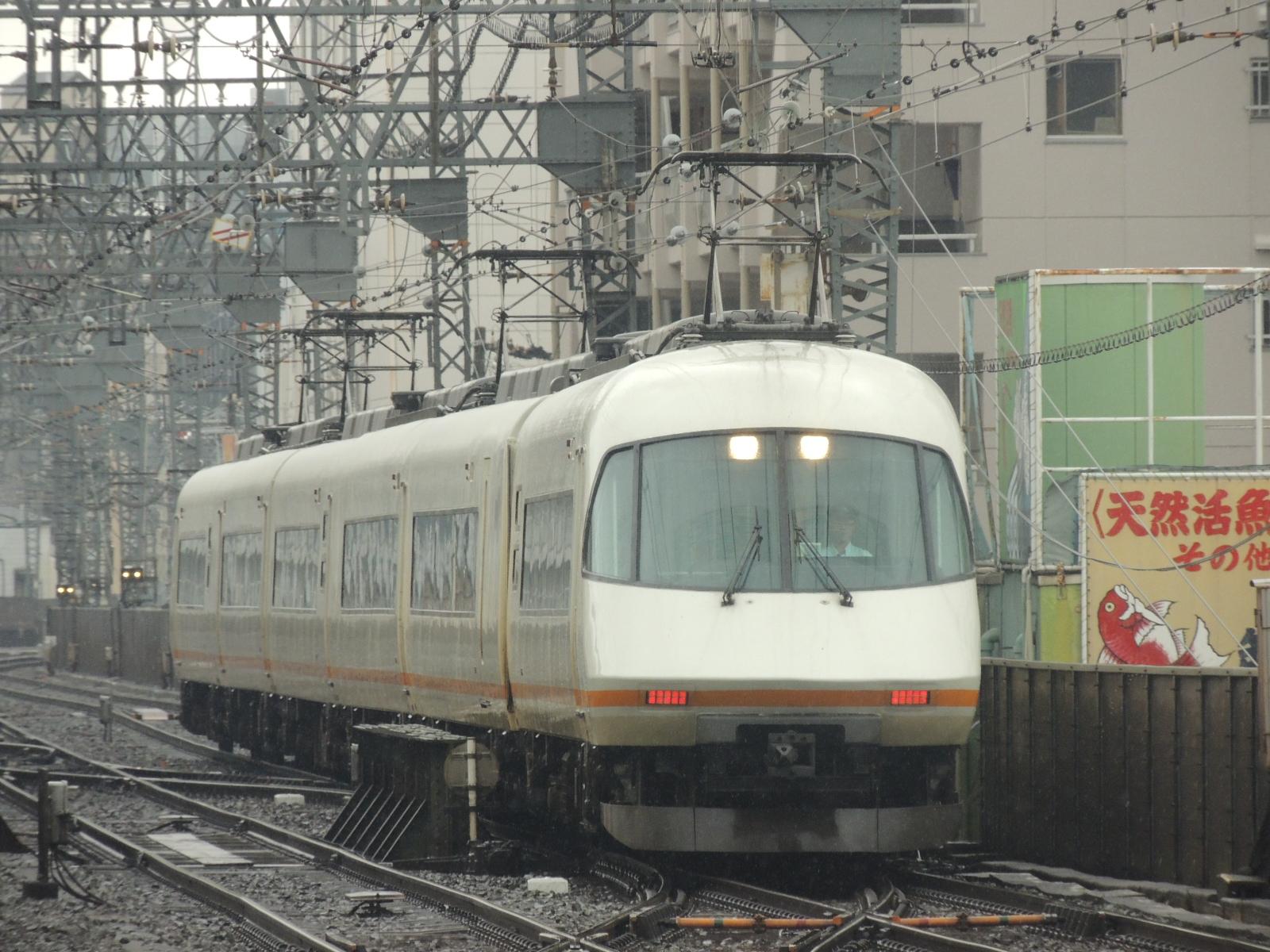 近鉄アーバンライナー 鶴橋 (3)