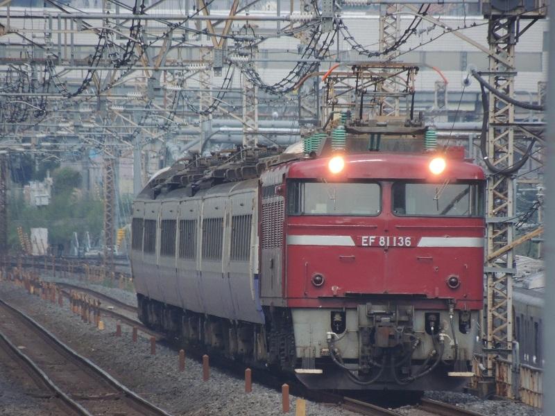 485系3000番台青森車KY入場 浦和 (5)