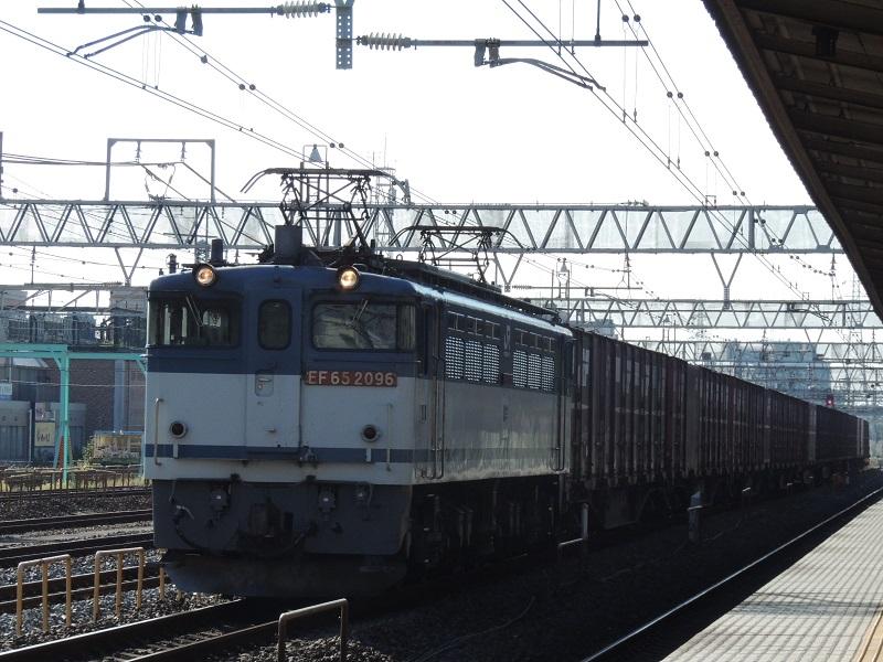 EF65-2096号機