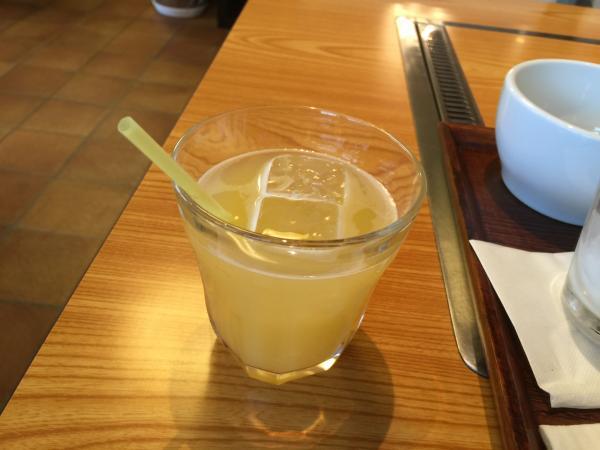 グレープフルーツジュース5