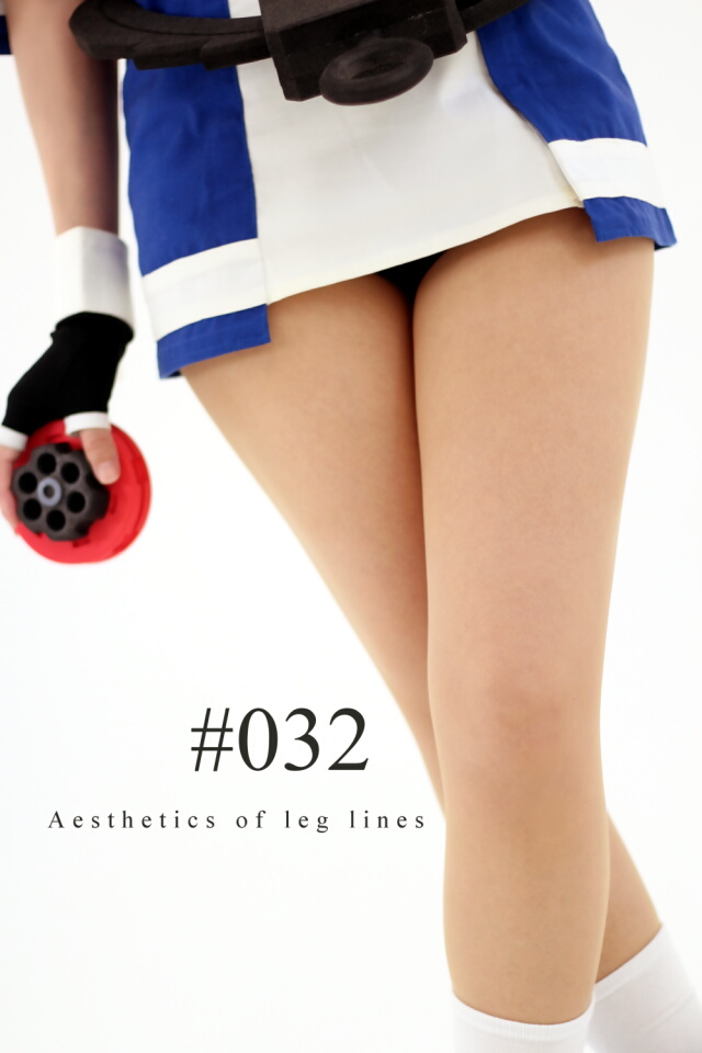 ☆Aesthetics of leg lines #032☆