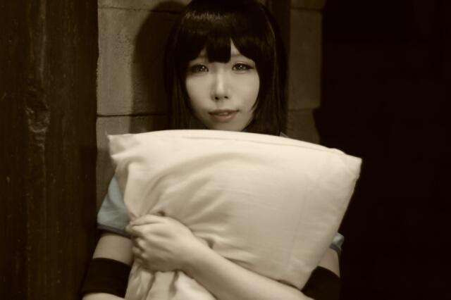 ☆ソードアート・オンライン 3話 赤鼻のトナカイ シーン再現フォト☆
