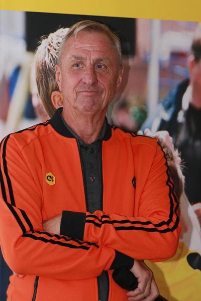 【競馬板】サッカー史上最高の天才ヨハン・クライフ死去