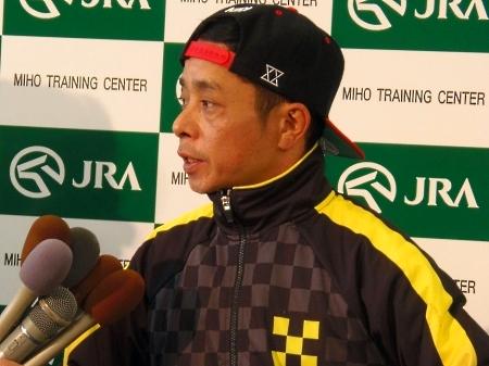 【大阪杯】6着ヌーヴォレコルト岩田「今日は正攻法のレースをしての負け。それだけです」