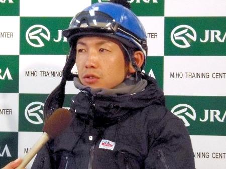 【桜花賞】松岡騎手「穴党よ、ウインファビラスを買え。ただ秘策はございません(笑)」