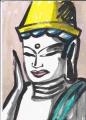 2重文如意輪観音平安時代奈良国立博物館