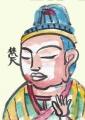 3唐招提寺梵天