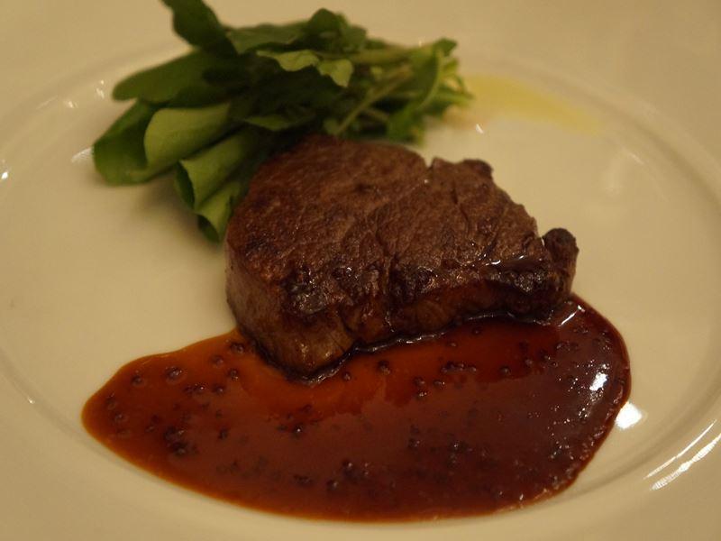 黒毛和牛のフィレ肉