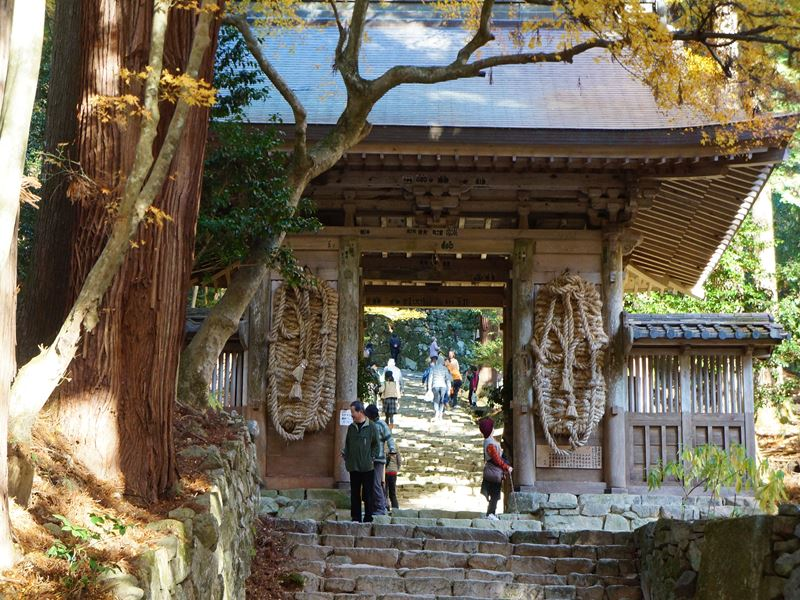 湖東三山金剛輪寺