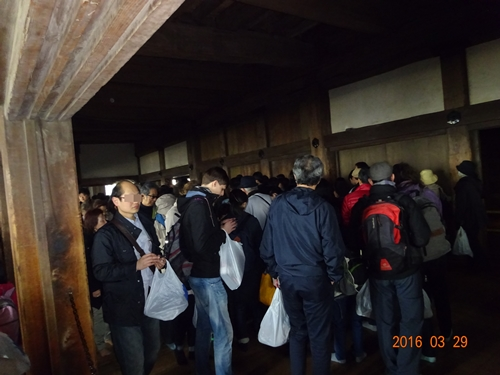 DSC05013姫路城大混雑