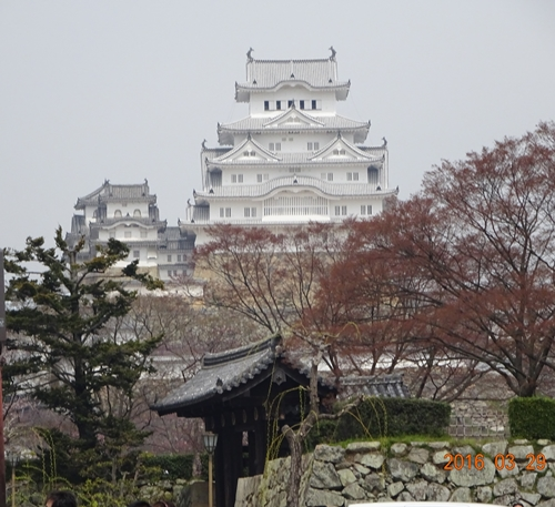 DSC04980姫路城(白鷺城)