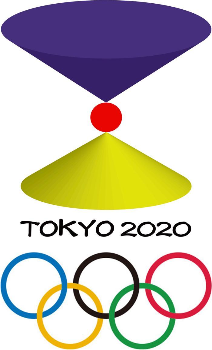 s-彦坂尚嘉のオリンピックエンブレム