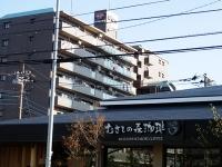 10/18  むさしの森珈琲 外観
