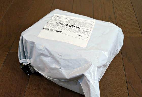 海外から小包