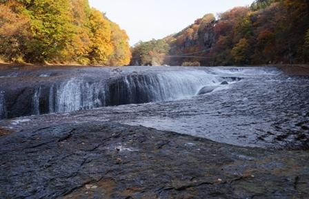 吹割の滝1