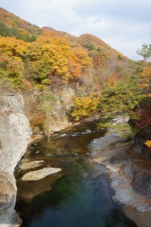 吹割の滝4