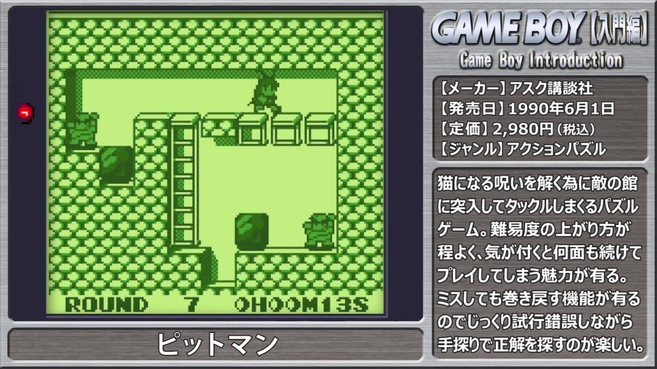 ゲームボーイ入門 レトロフリーク (8)