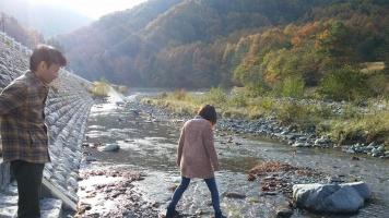 秋の土用、合宿