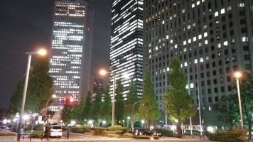 西新宿の夜②