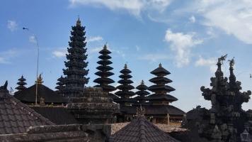 ブサキ寺院④