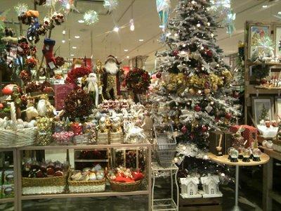11-5 街はすっかりクリスマスムード