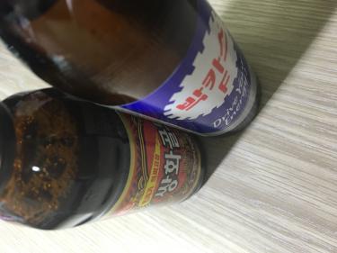 韓国でお世話になっているドリンク剤