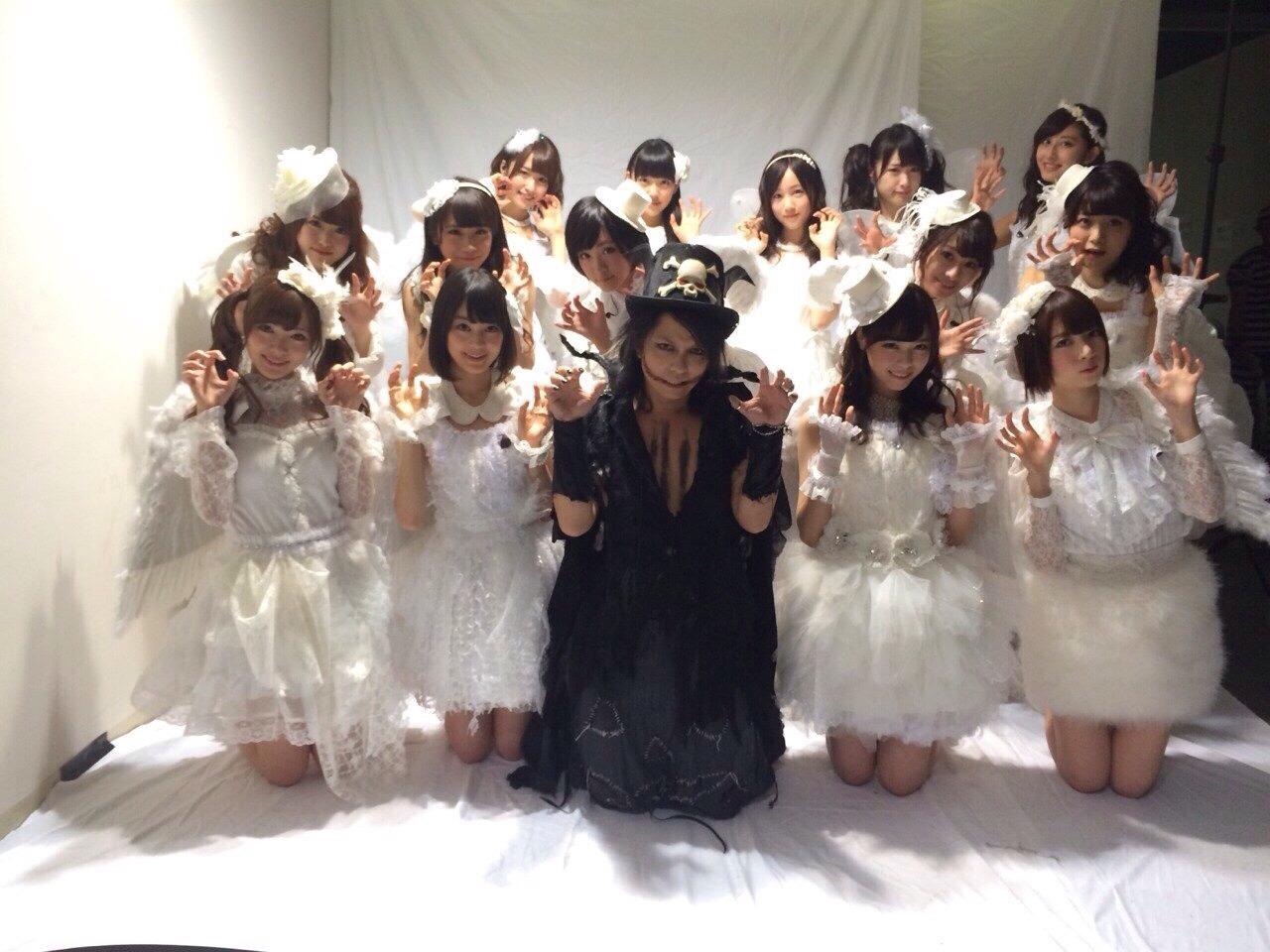 ハロウィン 2015 乃木坂46