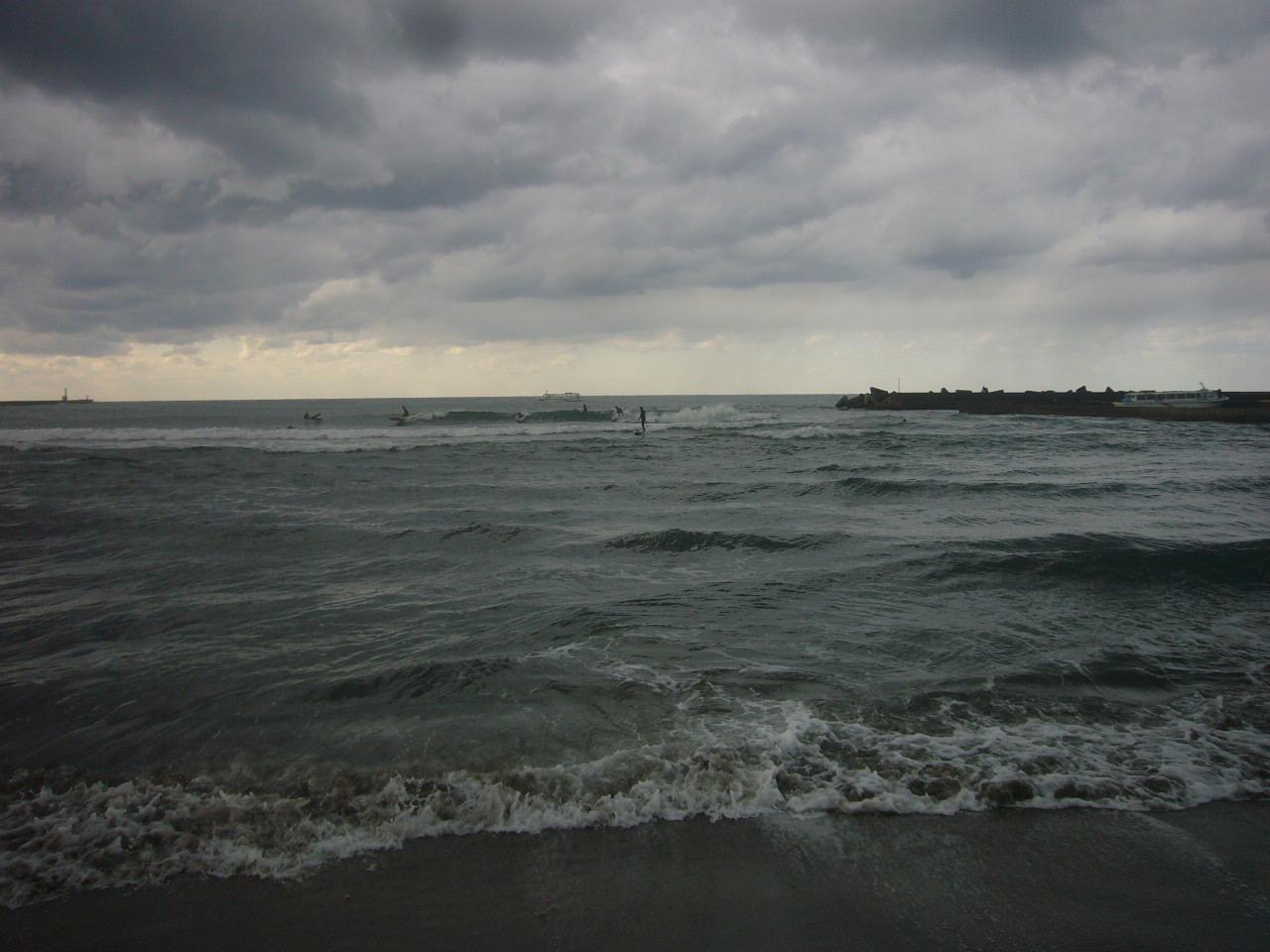 サンセットビーチで H27.10.31