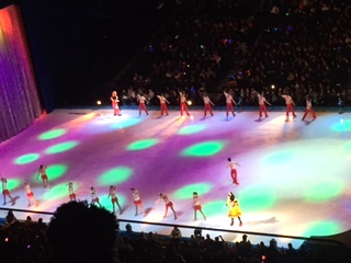 Disney on ice opening act
