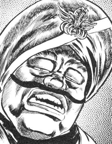 Hokuto Zako Turban 00