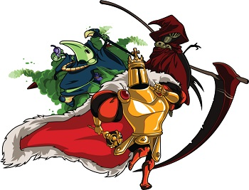 Shovel Knight New Player Pic