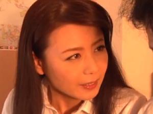 三浦恵理子 美熟女教師