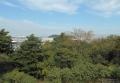 展望台からの眺め・向かいは野島