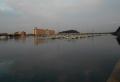 夕暮れの平潟湾