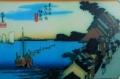 昔の東海道の図
