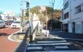 左は新横浜通