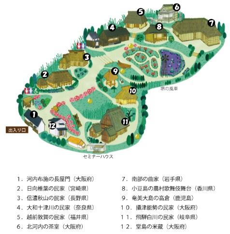 博物館地図