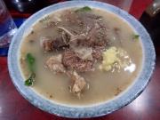 那覇市大道 まるまん 山羊汁(2016/2/22)