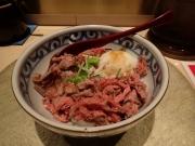 大手町 HAL YAMASHITA 大手町 Lounge ローストビーフ丼(並)(2016/4/1)