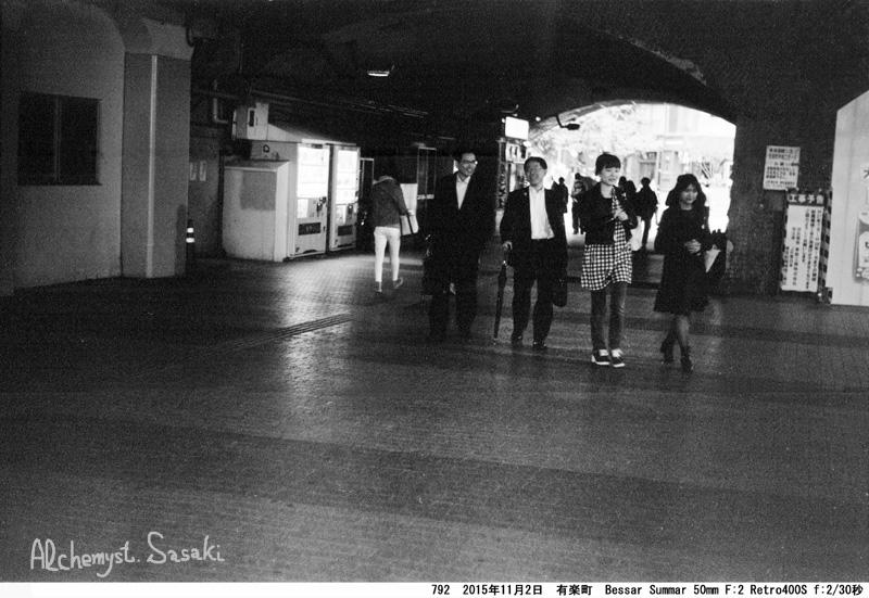 有楽町駅792-14 Ⅲ[31-237]